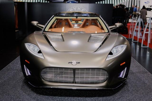 Spyker C8 Preliator, 2016 Geneva Motor Show