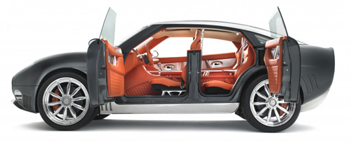 Spyker's new cars to get American power?