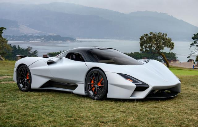 Ssc Tuatara Is America S 1 750 Hp All Carbon Challenge To Bugatti Koenigsegg