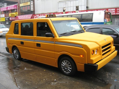 HUMMER Turning to the Taxi Cab?