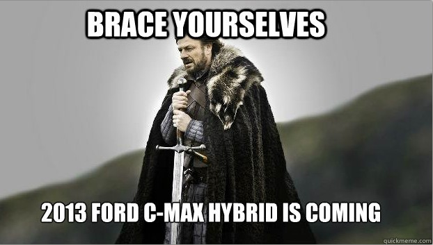 Stark Ford Is Coming