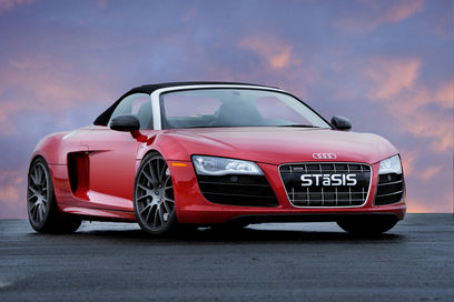 SEMA Preview STaSIS Engineering Audi R Spyder - Audi stasis