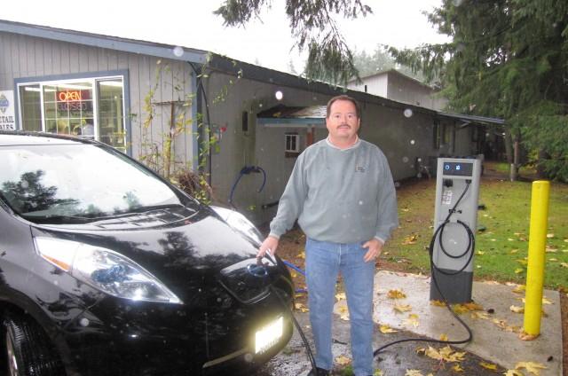 Steve Marsh's 2011 Nissan Leaf: 11 Months, 36,000 Miles