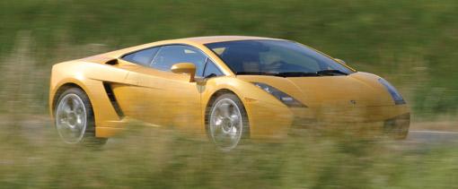 Stolen Lamborghini Gallardo tracked with LoJack