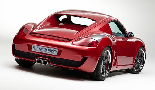 Studiotorinos Cayman Based Rk Coupe