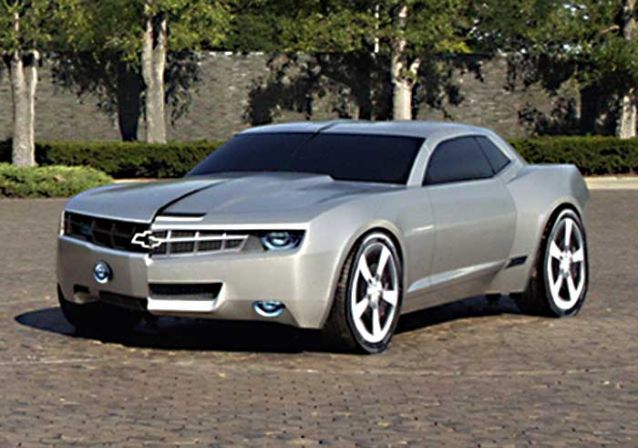 A close look at the Studio X design, the Camaro concept that almost was.