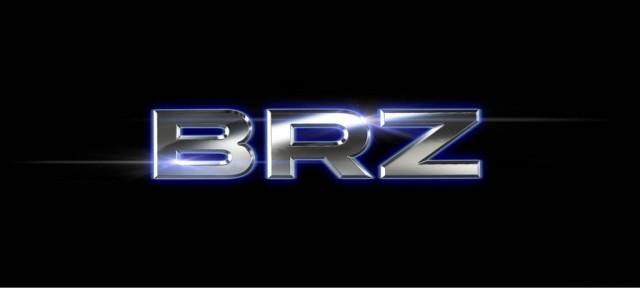 Subaru BRZ logo