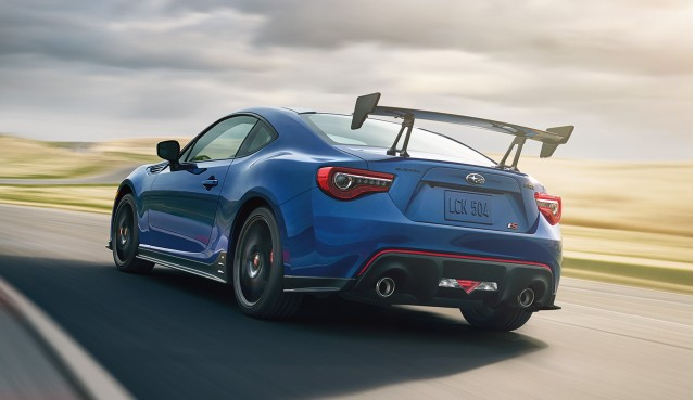 Toyota Wrx >> Subaru Reveals Pricing For Brz Ts And Wrx Sti Type Ra Only 1 000