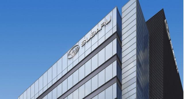 Subaru Corporation headquarters in Tokyo, Japan