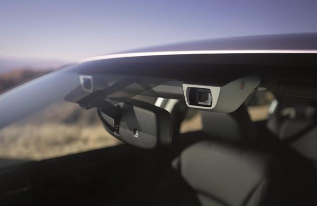 Subaru EyeSight safety system