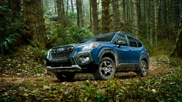 2022 Subaru Forester goes wild with $400 price hike and new Wilderness model
