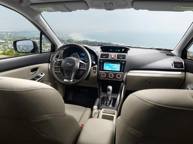 2015 Subaru Impreza Updated, Fuel Economy Rises To 31 MPG Combined