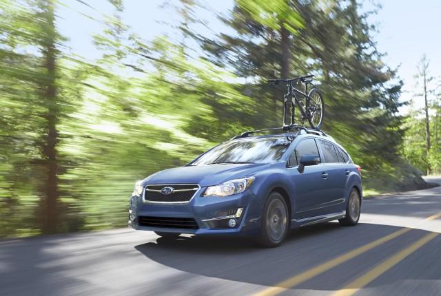 2017 Subaru Impreza Fuel Economy | Best new cars for 2018