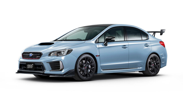 Subaru Wrx Sti S208 Shaves Weight And Adds For Anese Enthusiasts