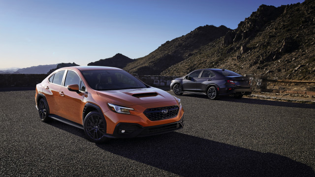 First ride: Redesigned 2022 Subaru WRX tries to spell fun with C-V-T