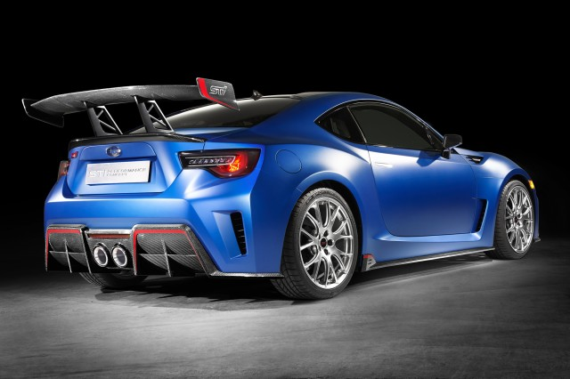 Subaru to strengthen stis presence in us launch more tuned cars subaru sti performance concept publicscrutiny Image collections