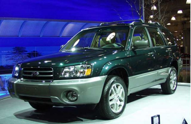 Subaru Forester LL Bean