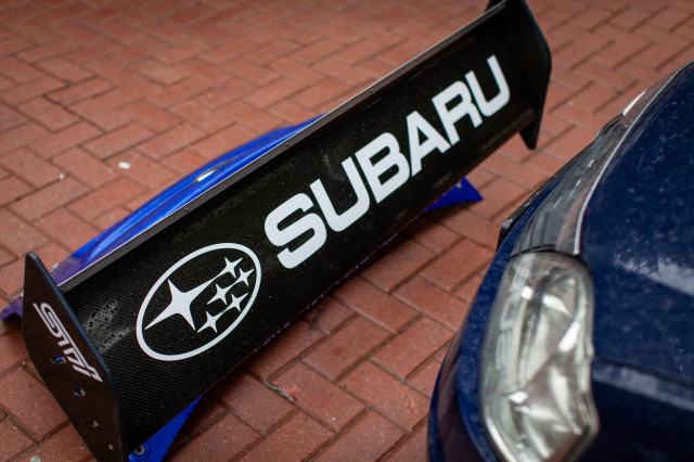 Subaru's record-setting run in Romania