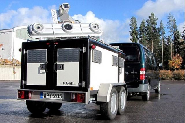 'Super' speed camera