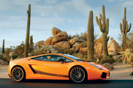 Supercars selling like hot-cakes in the Middle East