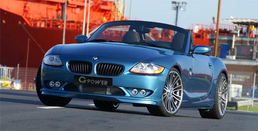 Supercharged G-Power G4 3.0i EVO III BMW Z4