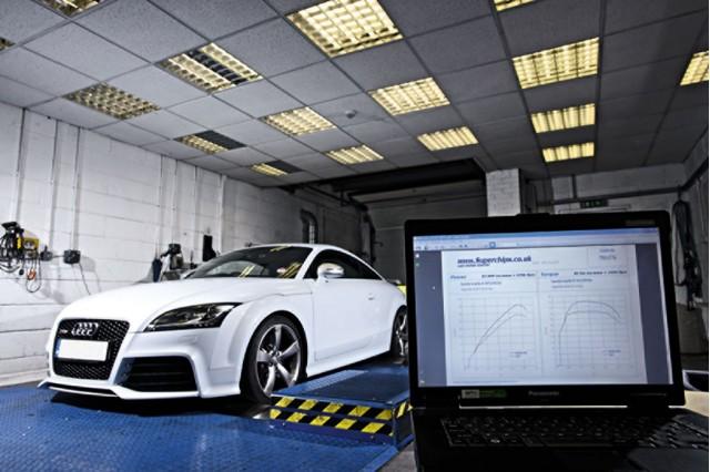 Superchips Audi TT-RS