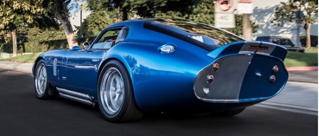 Superformance Shelby Daytona Coupe Csx9000
