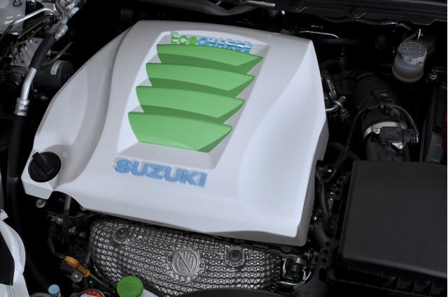 Suzuki Kizashi Ecocharge Concept Hybrid 2011 Ny Auto Show