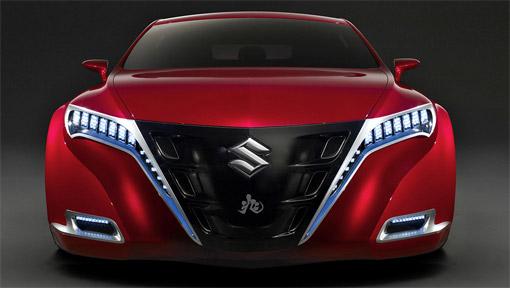 Suzuki planning V8 concept for New York Auto Show
