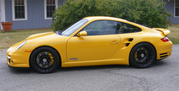 Despite being one of SPI's milder kits, the L4 700/750 Porsche 911 Turbo will still go from 0-60mph in just 2.5 seconds