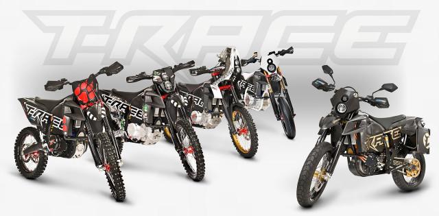 Tacita electric-motorcycle lineup