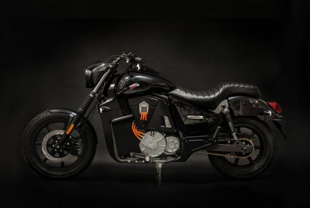 Tacita T-Cruise electric motorcycle