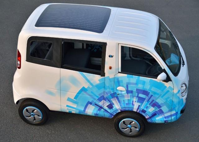 Tata Magic Iris Electric