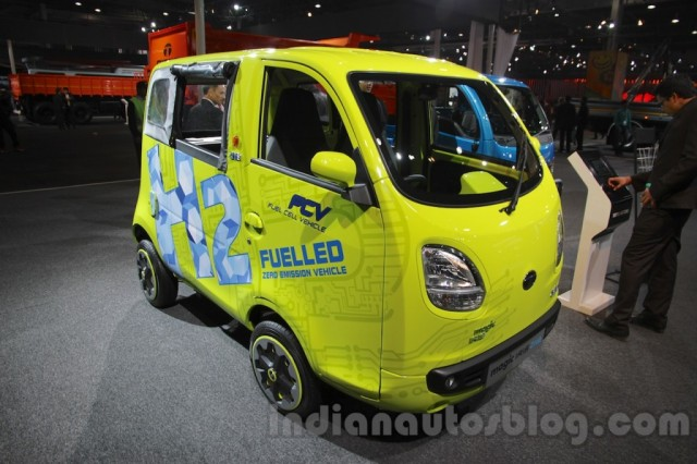 Tata Magic Iris Ziva (Photo by Indian Autos Blog)