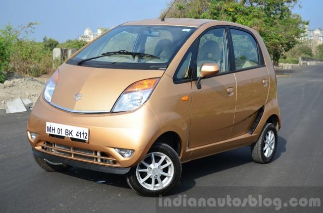 Tata Nano Twist (Images: Indian Autos Blog)