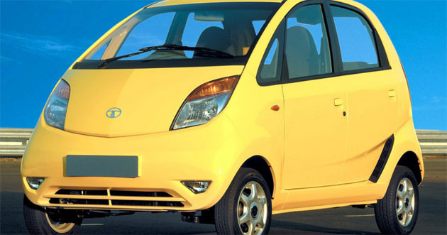 tata nano yellow main 630
