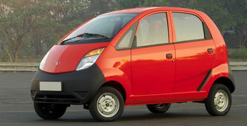 Tata unveils $2,500 Nano minicar