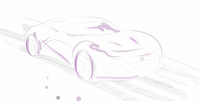 Team Galag building TG1 supercar for Gumball 3000