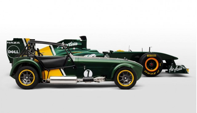 Team Lotus Special Edition Seven