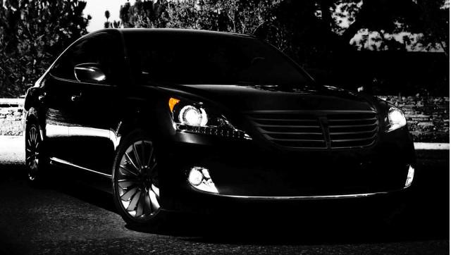 Teaser for 2014 Hyundai Equus