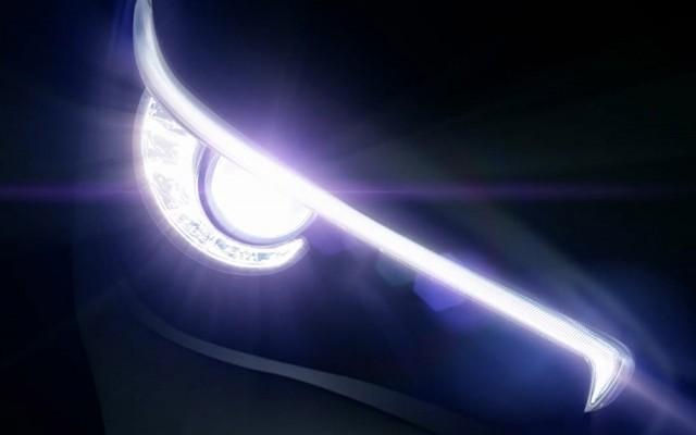 Teaser for 2014 Infiniti Q50 sedan