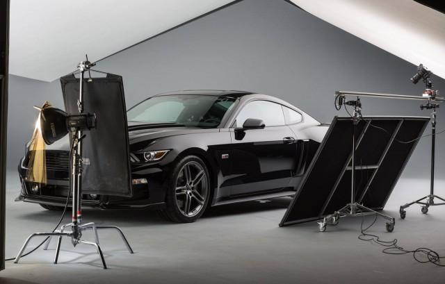 Teaser for 2015 Roush RS2 Mustang