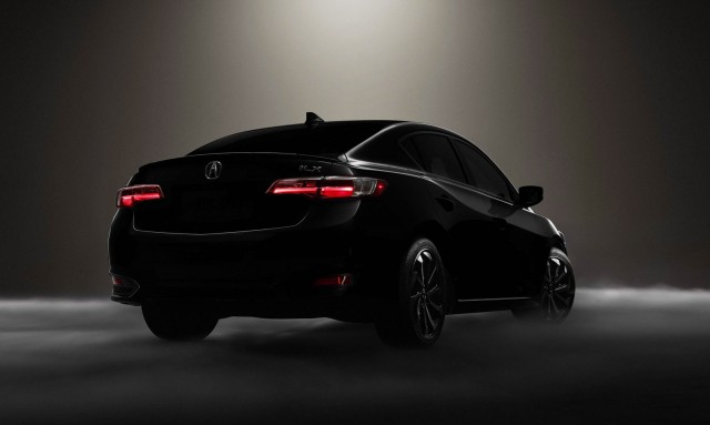 updated 2016 acura ilx to debut at los angeles auto show