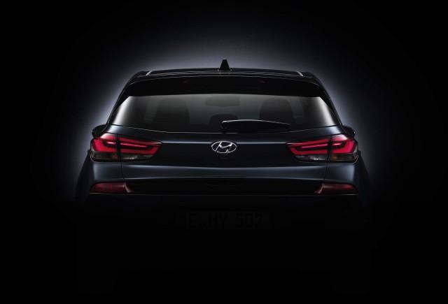 Teaser for 2017 Hyundai i30 debuting at 2016 Paris auto show