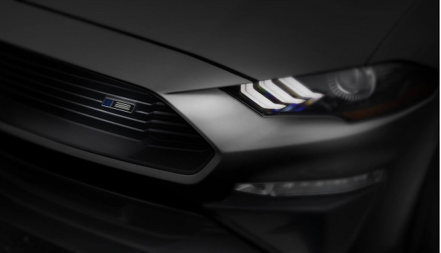 Teaser for 2018 Roush Mustang