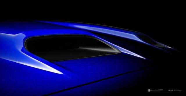 Teaser for 2019 Dodge Challenger SRT Hellcat