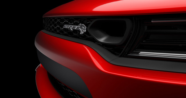 Dodge Charger SRT Hellcat Gets a Restyled Grille
