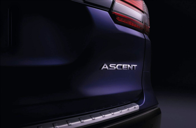 Subaru Ascent to Debut at 2017 LA Auto Show