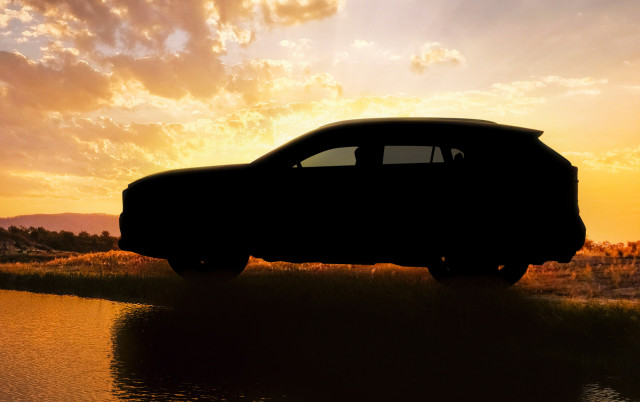 New Toyota RAV4: teaser image released