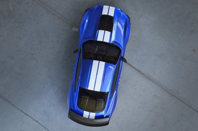 Teaser for 2020 Ford Mustang Shelby GT500 due in 2019